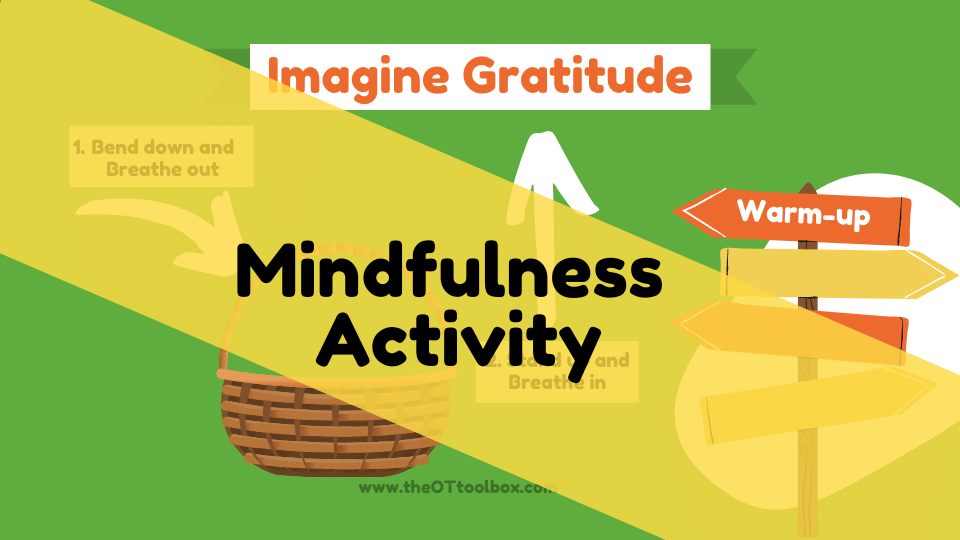 Teaching gratitude to children is fun with this gratitude mindfulness activity.