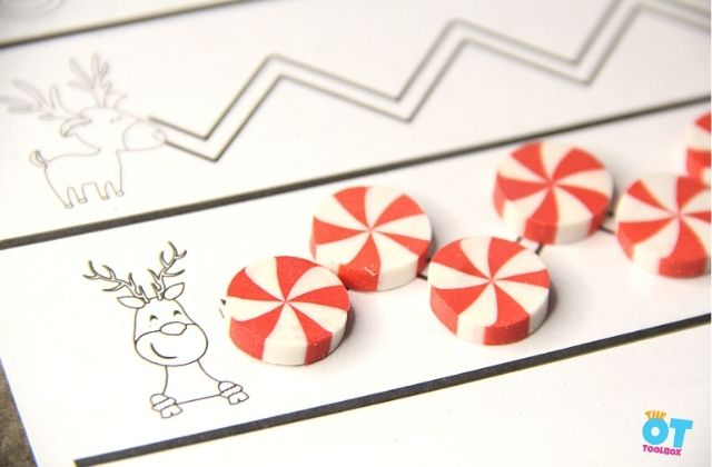 Use the fine motor printables to work on precision, eye-hand coordination skills.
