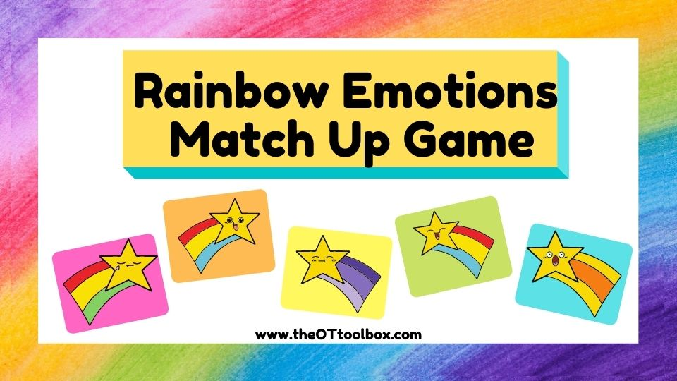Emotion game to teach facial expressions and emotions to kids