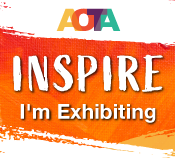 AOTA membership benefits and resources in the AOTA Inspire conference.