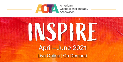 AOTA membership and Inspire conference
