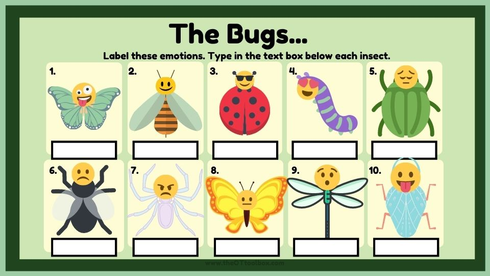 Teach feelings and emotions with this emotion matching game.