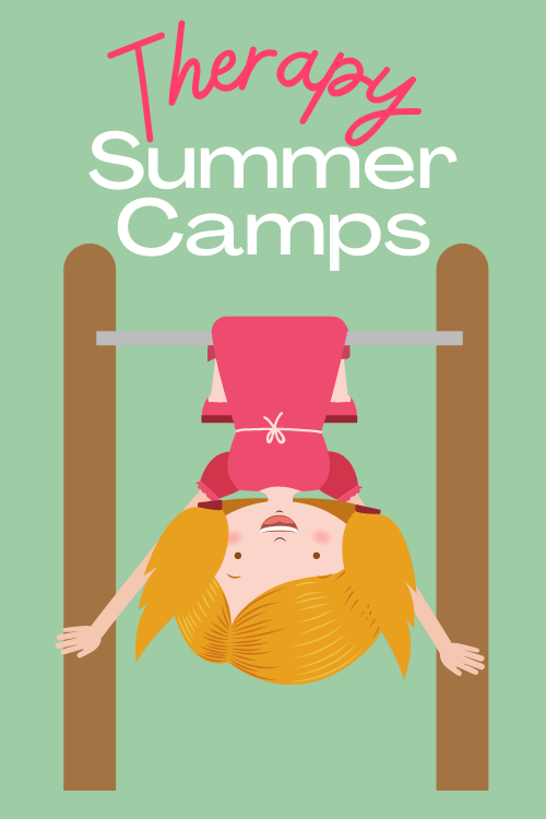 therapy summer camp ideas