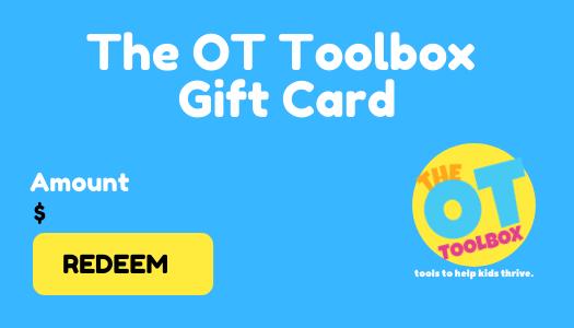 The OT Toolbox gift card