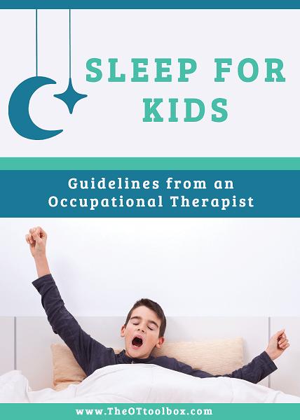 sleep hygiene for kids