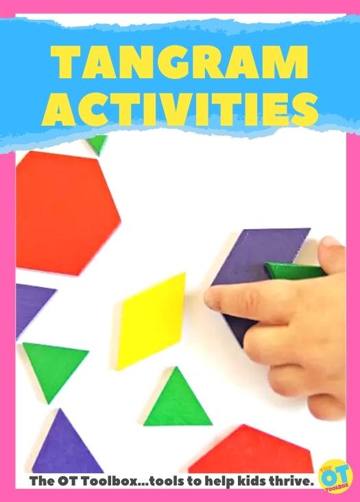 Tangram activities