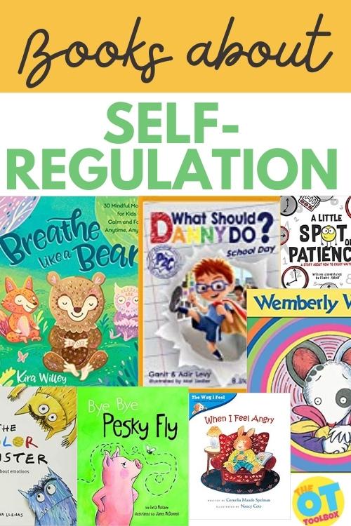 Books about self-regulation