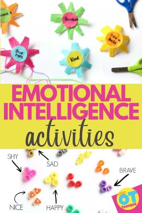 Emotional Intelligence activities for kids