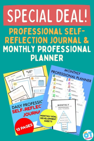 self-reflection journal for therapists
