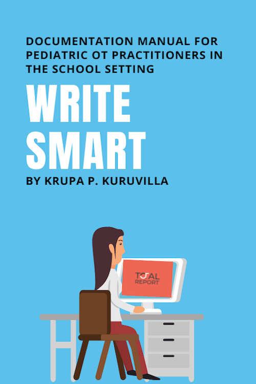 School-based OT documentation manual