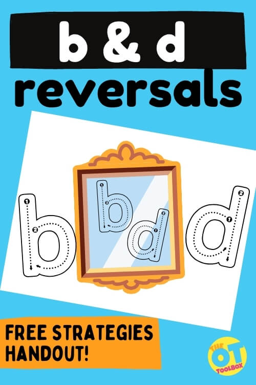 b and d reversals