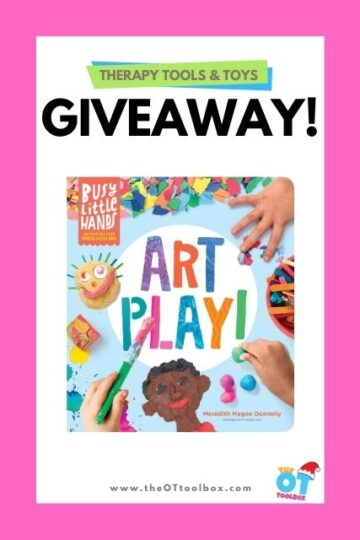 Art Play book