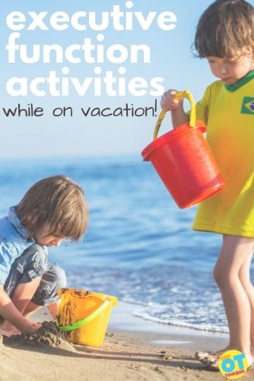 executive function activities