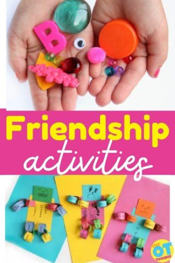 friendship activities