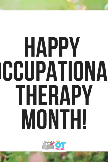 Happy OT month