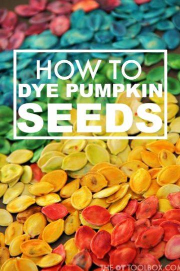 how-dye-pumpkin-seeds-kids