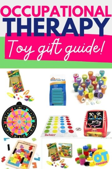 occupational therapy toys
