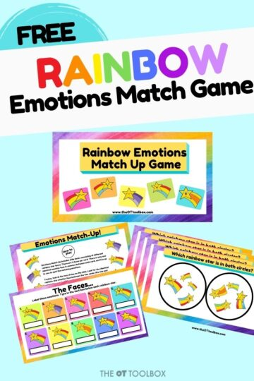 emotion matching game